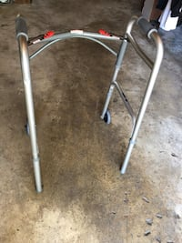 Push walker for adults