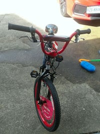 red and black BMX bike Woodbridge, 22191