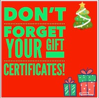 massage therapy gift certificates Louisville