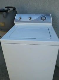 white top-load clothes washer San Jose, 95120