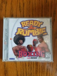 Ready 2 Rumble for Sega Dreamcast  Milford, 18337