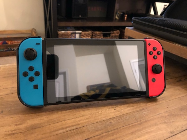 Nintendo Switch with tons of accessories!
