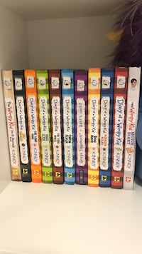 Diary of a wimpy kid collection hard cover  New York, 10011