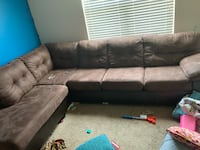 2 piece sectional couch   Ashburn, 20148