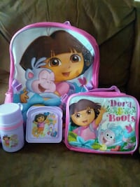 Bookbag Dora Richmond, 23223