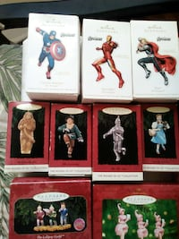 Christmas ornaments collection s Columbus, 39701