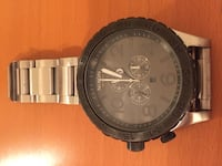 Nixon  chronograph watch with link bracelet Los Angeles, 90006