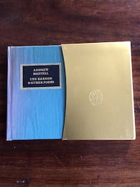 the Garden & Other Poems  by Andrew Marvell (Mini) Calgary, T3H