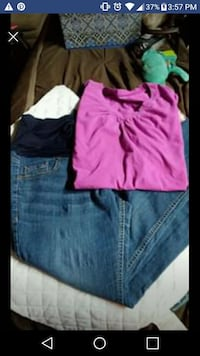 Mommy 2 Be day/night bundle, size med/large;  Indianapolis, 46204