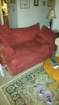 OU color  sofa chair  Midwest City, 73110
