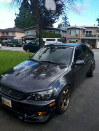 Lexus - IS - 2001 Port Coquitlam