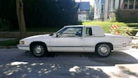 Cadillac - Coupe de Ville - 1991 Milwaukee