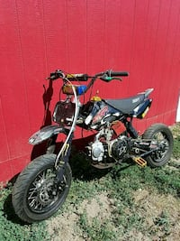 red and black motocross dirt bike Greeley, 80634