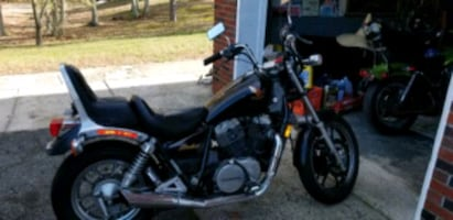 1985 Honda Shadow 700