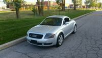 Audi - TT - 2001 Manual 1.8 Turbo 244000km  as is  Brampton, L6Y 2S1