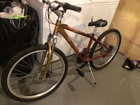 K2 Aluminum Mountain bike with Disk Brakes , 24 speed , 26 inch wheels , 15 inch frame. Excellent condition. Great Christmas gift for someone special Calgary, T2A 7S7