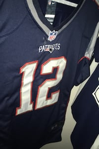 Patriots Jersey (Brady 12) Kitchener, N2R 0E1
