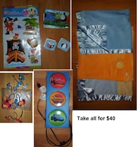 Baby Boy Items Lot (Take all for $40) Mississauga
