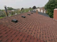 Roof repair!! Leaks,Wind damage, Eavestrough,vents Brampton