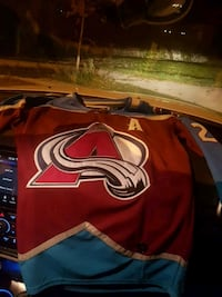 Avalanche Jersey Authentic - Mackinnon  29  Vancouver