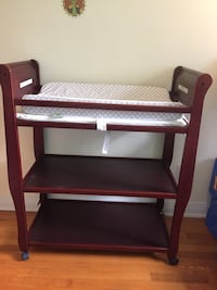 Graco changing table Montréal, H3K 2K7