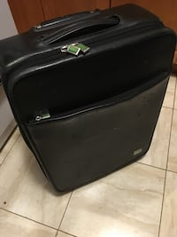 CN Leather Carry-on suitcase