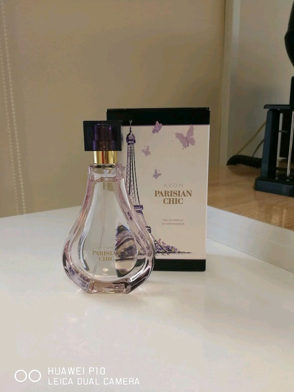Used Avon Parisian Shic Bayan Parfum For Sale In Konya Letgo