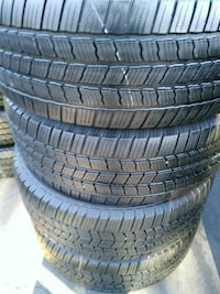 P275 /55 /20 Michelin Defender LTX M / $320.00 CAS Santa Fe Springs, 90670