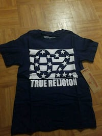 Nwt true religion kids t shirt size 4 and 5 and 6