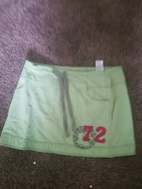 green and white Under Armour skirt Olympia, 98513