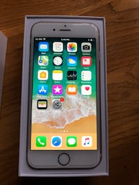 Completely Unlocked sprint iPhone 6 128 gigs w/box $250 Louisville, 40228