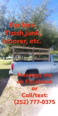 Trash removal/junk removal/etc... Newport