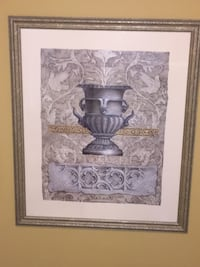 MOVING SALE-Large Wall Picture & Sconces Bowie, 20716