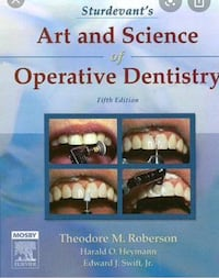 Operative dentistry art and science Türkçe , 34744