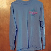 blue southern attitude long-sleeved shirt size med Keizer, 97303