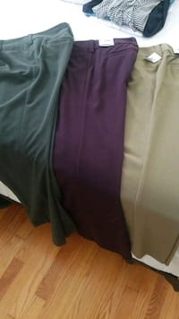 3 Pair of Brand New 4P Pants never worn Tags on Beacon, 12508