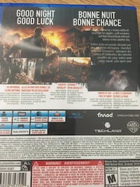 Dying Light PS4  Smith-Ennismore-Lakefield, K0L