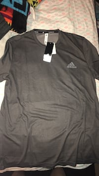 Large men's adidas shirt Great Falls, 59405