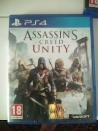 Caso di gioco Assassin's Creed Unity per PS4 Roma, 00153