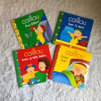 Caillou Children's Book Lot  Haverhill, 01832