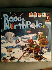 Race to the North Pole Reston, 20191