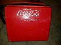 Vintage 1950s Coca Cola Cooler Glen Burnie, 21060