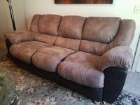Set of Reclinable Couches Fayetteville