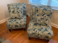Accent Chairs set of 2 Harrison, 10604