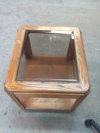 End Table Glass Insert