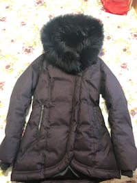 Soia & Kyo winter jacket - size xxs - like new condition - original price 529+tax - selling for $240 535 km