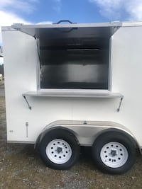 New Food Concession Trailer