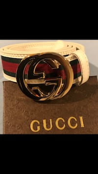 Gucci white gold buckle Hartford, 06106