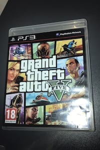 GTA 5 (PS3) Oslo, 1051