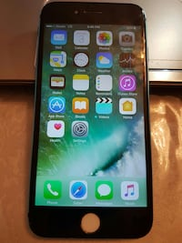 Iphone 6 Unlocked. Works with all Networks